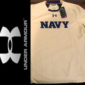 Under Armour NWT Navy Top